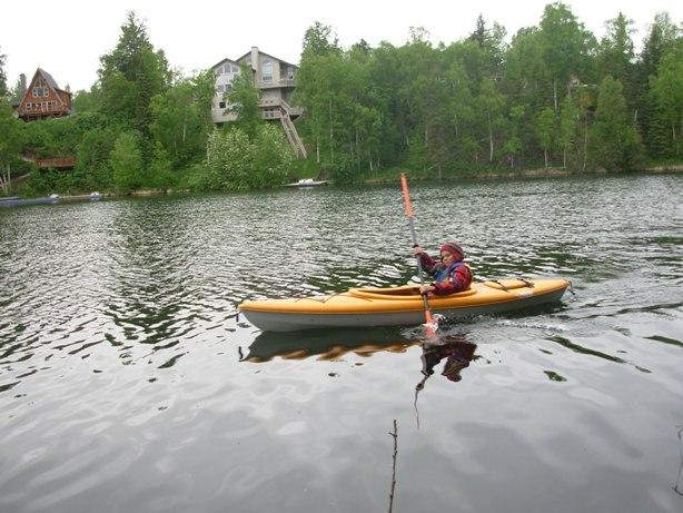 Equinox 124 Kayak - Reviews?